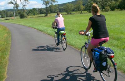 Fahrradtour – Vulkanradweg, Niddaradweg, Viehmarkt Bad Vilbel
